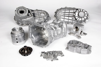Automotive Component CNC Machining
