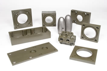 Precision CNC Machined Components for Defense/Military Applications