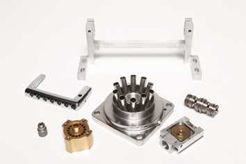Precision Machined Medical Components